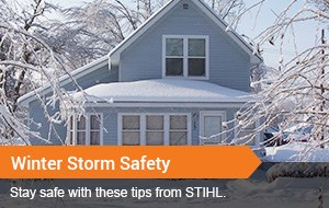 Winter Storm Cleanup